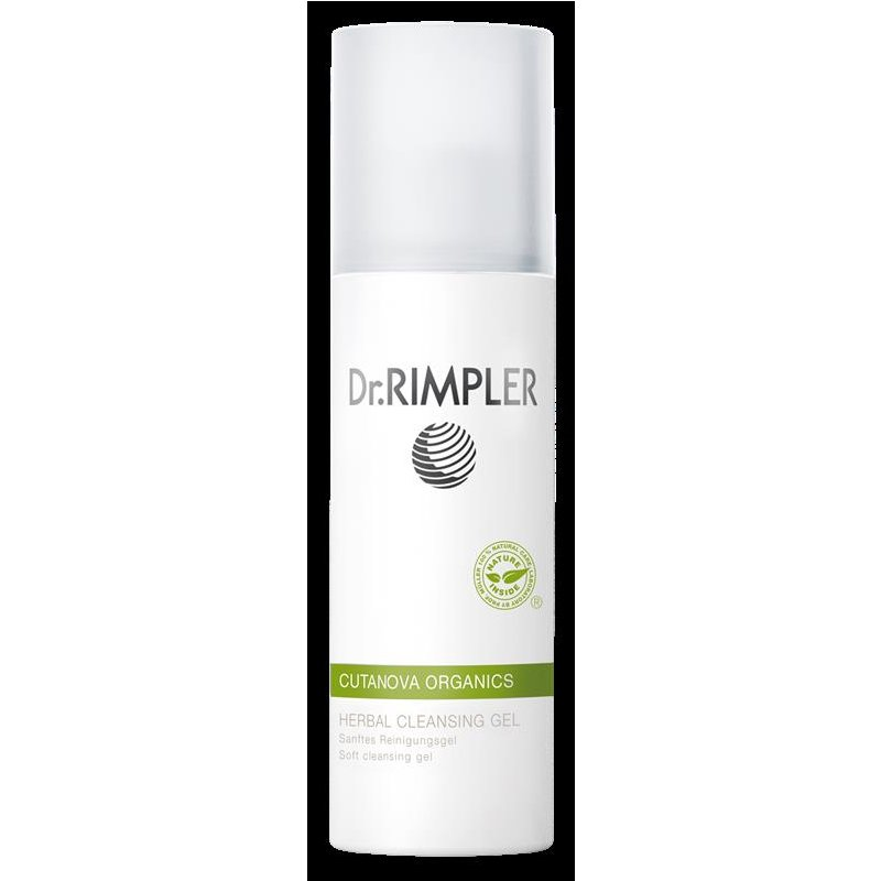 Dr. Rimpler - Cutanova Organics - Herbal Cleansing Gel (200ml)