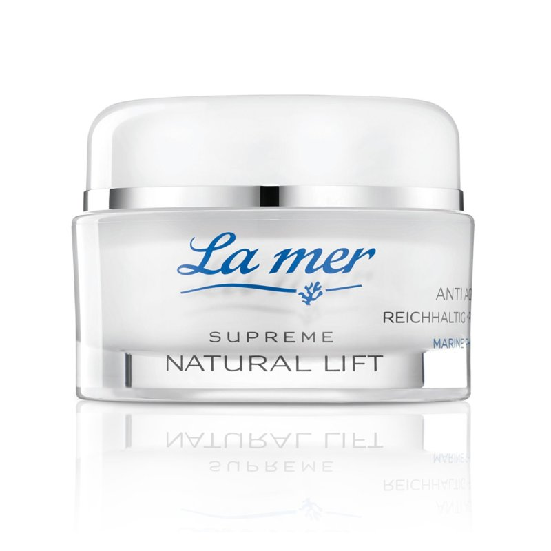 La Mer - Supreme Natural Lift - Anti Age Cream Reichhaltig mit Parfüm (50ml)