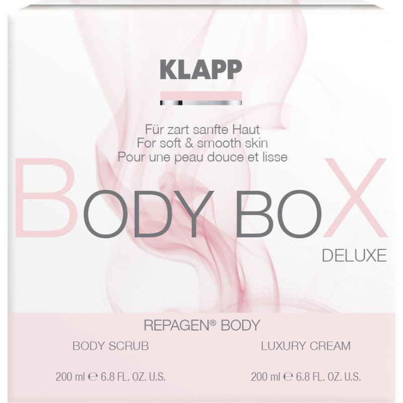 Klapp - Repagen Body - Box Deluxe