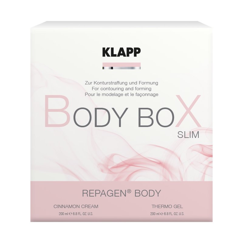 Klapp Cosmetics Klapp - Repagen Body - Box Slim