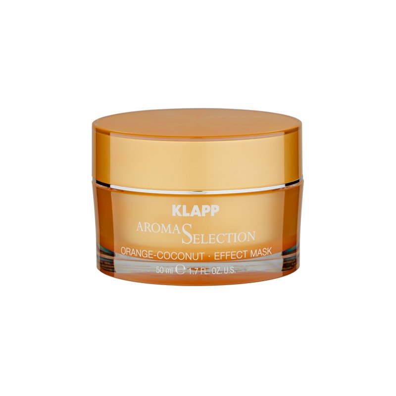 Klapp - Aroma Selection - Coconut Effect Mask 50 ml