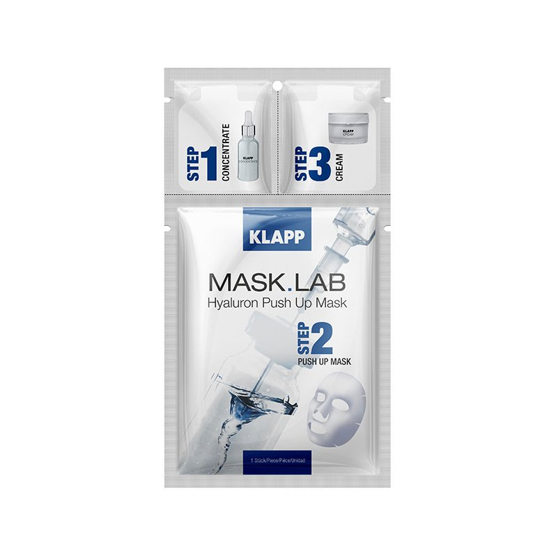 Klapp - Hyaluron Push Up Mask