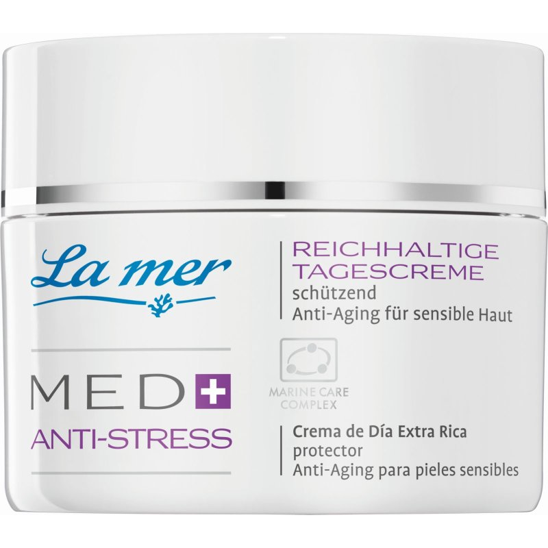 La mer Cosmetics La Mer - Med + Anti-Stress - Reichhaltige Tagescreme ohne Parfüm... (GP: 73,91 € pro 100 ml)