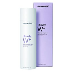Mesoestetic - ultimate W+ whitening toning lotion (200ml)