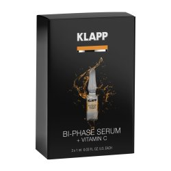 Klapp - Bi-Phase Serum + Vitamin C 3x1ml Ampullen