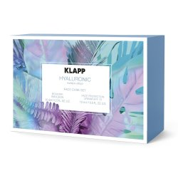 Klapp Hyaluronic - Face Care Set Sommer
