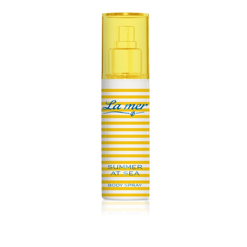 La mer Cosmetics La Mer - Summer at Sea - Body Spray mit Parfüm (50ml) (GP: 25,33 € pro 100 ml)