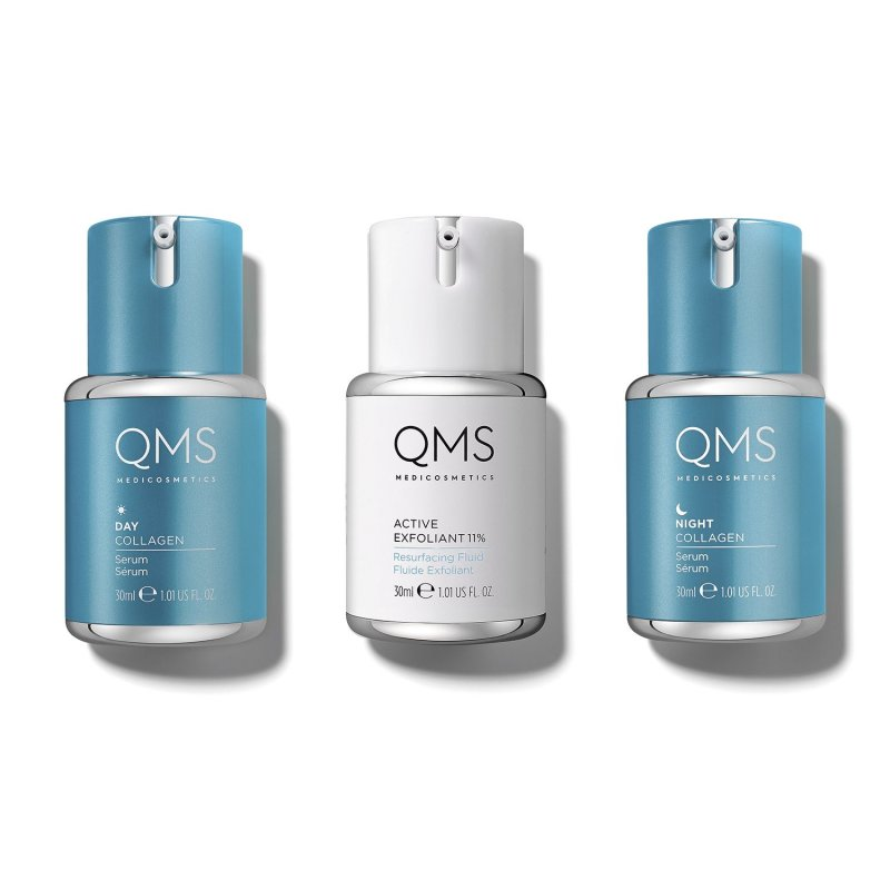 QMS - Collagen System Set (3 Step)