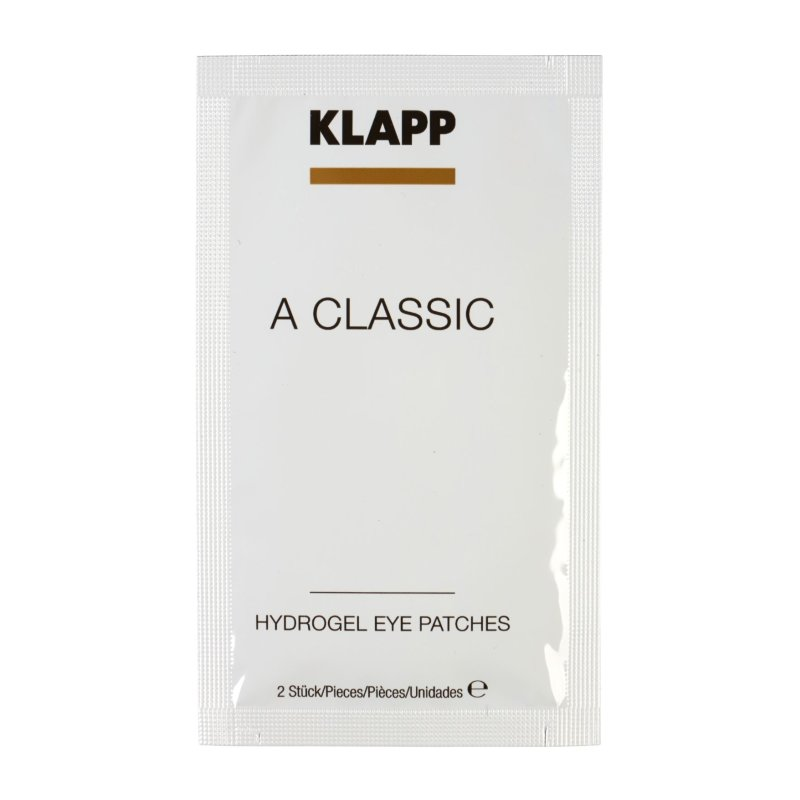 Klapp - A Classic HYDROGEL Eye Patches 5x2 St.