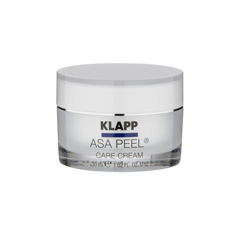 Klapp Cosmetics Klapp - Asa Peel-Care Cream 30 ml (GP: 116,68 € pro 100 ml)