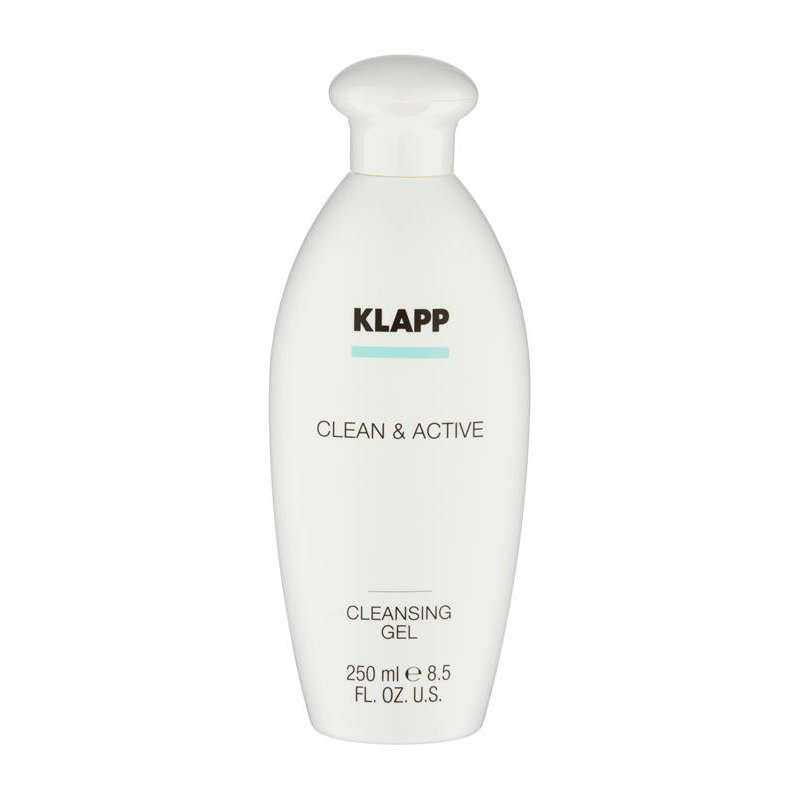 Klapp - Clean & Active Cleansing Gel 250 ml