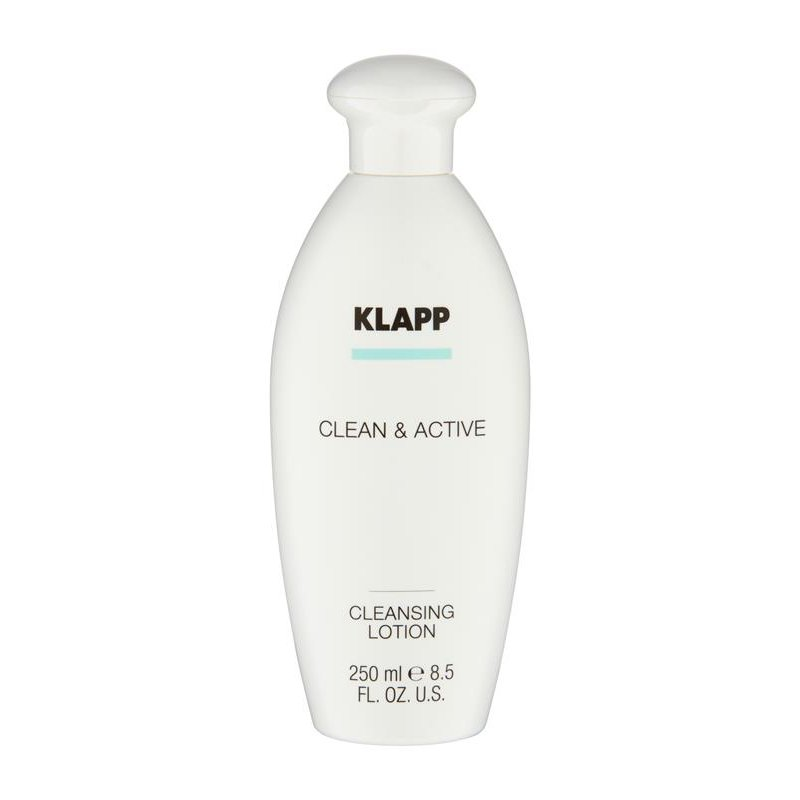 Klapp - Clean & Active Cleansing Lotion 250 ml