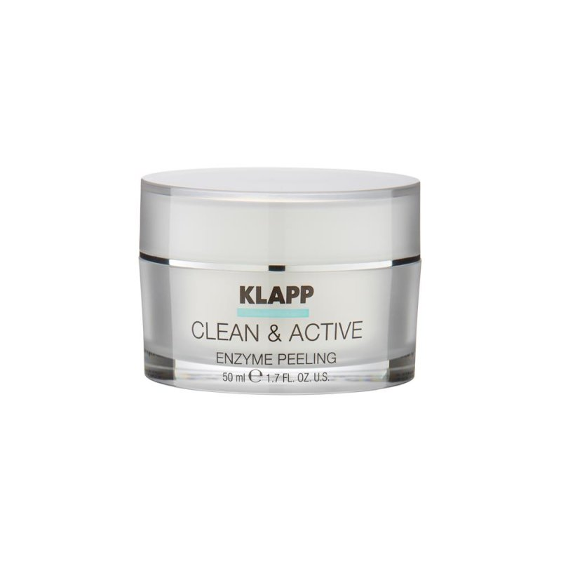 Klapp - Clean & Active Enzyme Peeling 50 ml