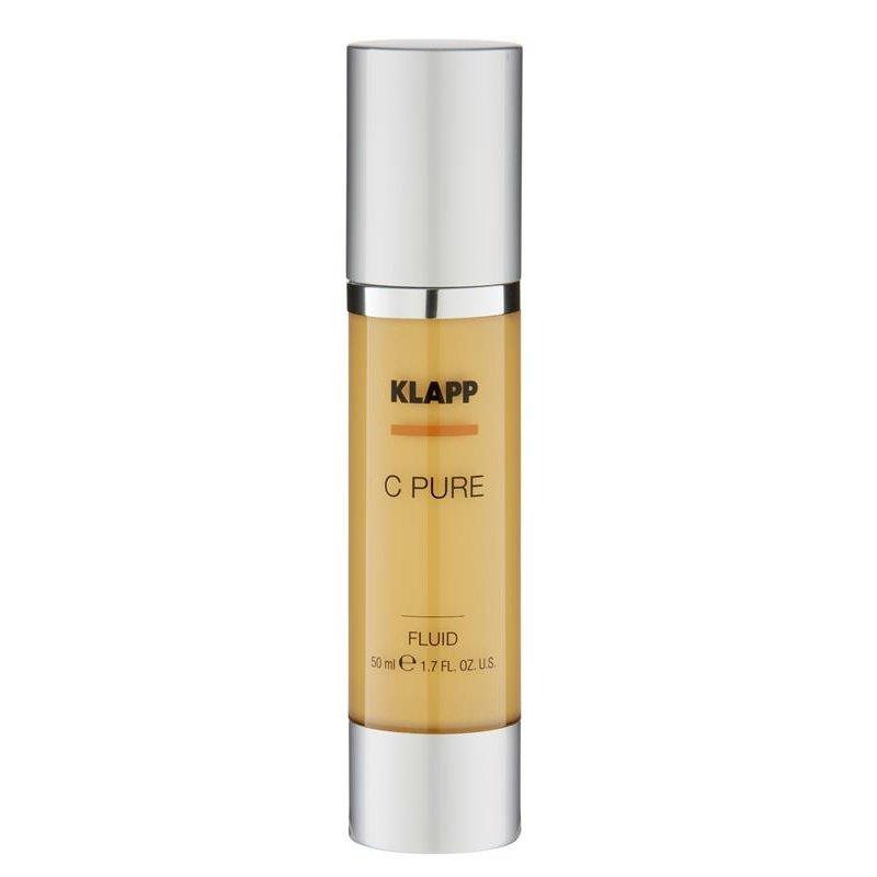 Klapp Cosmetics Klapp - C Pure Fluid 50 ml (GP: 81,77 € pro 100 ml)