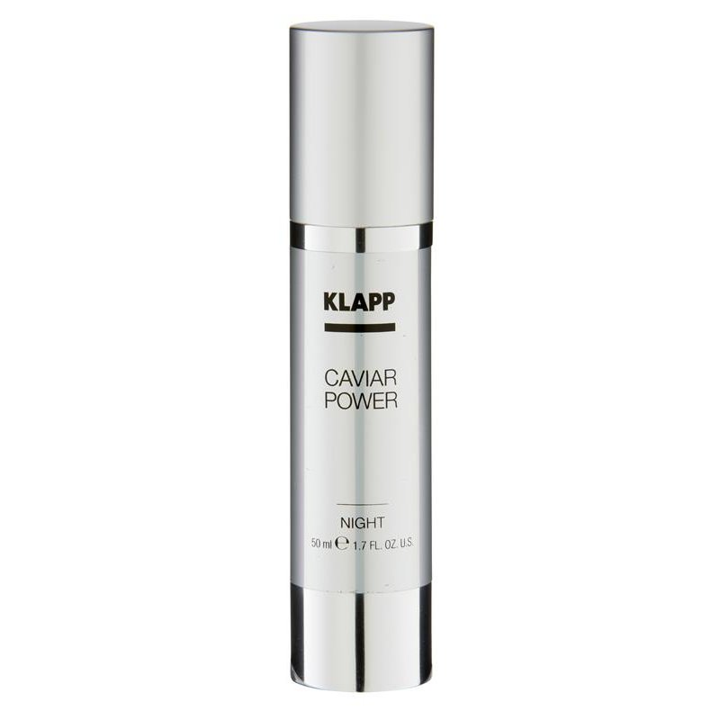 Klapp - Caviar Power Night 50 ml